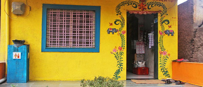 Door-less Houses of Shani Shignapur