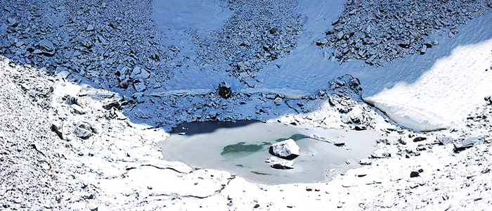 Skeleton Lake: Case of Mystery