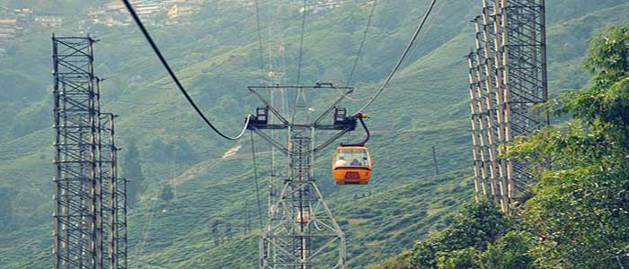 Darjeeling Ropeway, West Bengal