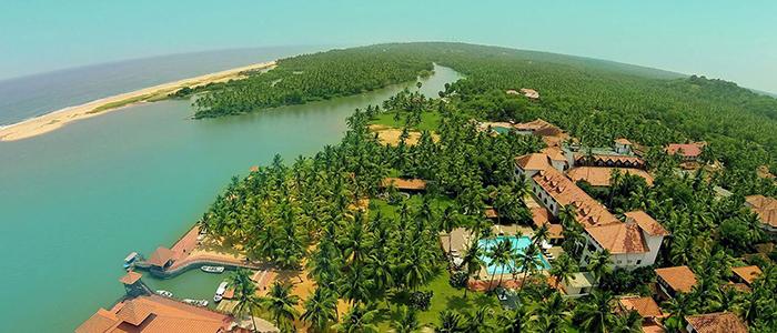 Poovar Island: