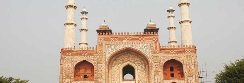 Akbar's Tomb, Agra