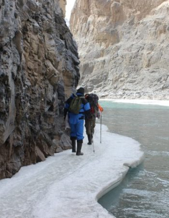 Chadar – The Frozen River Trek