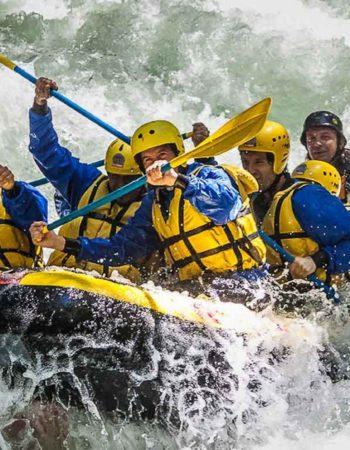 Rishikesh – River Rafting