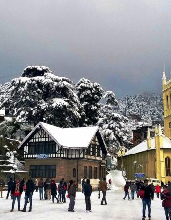 Shimla – Queen of Hills